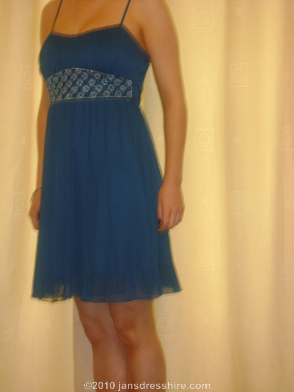 Blue Dress - Size 12 - 58JO